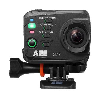 运动摄像机 S77