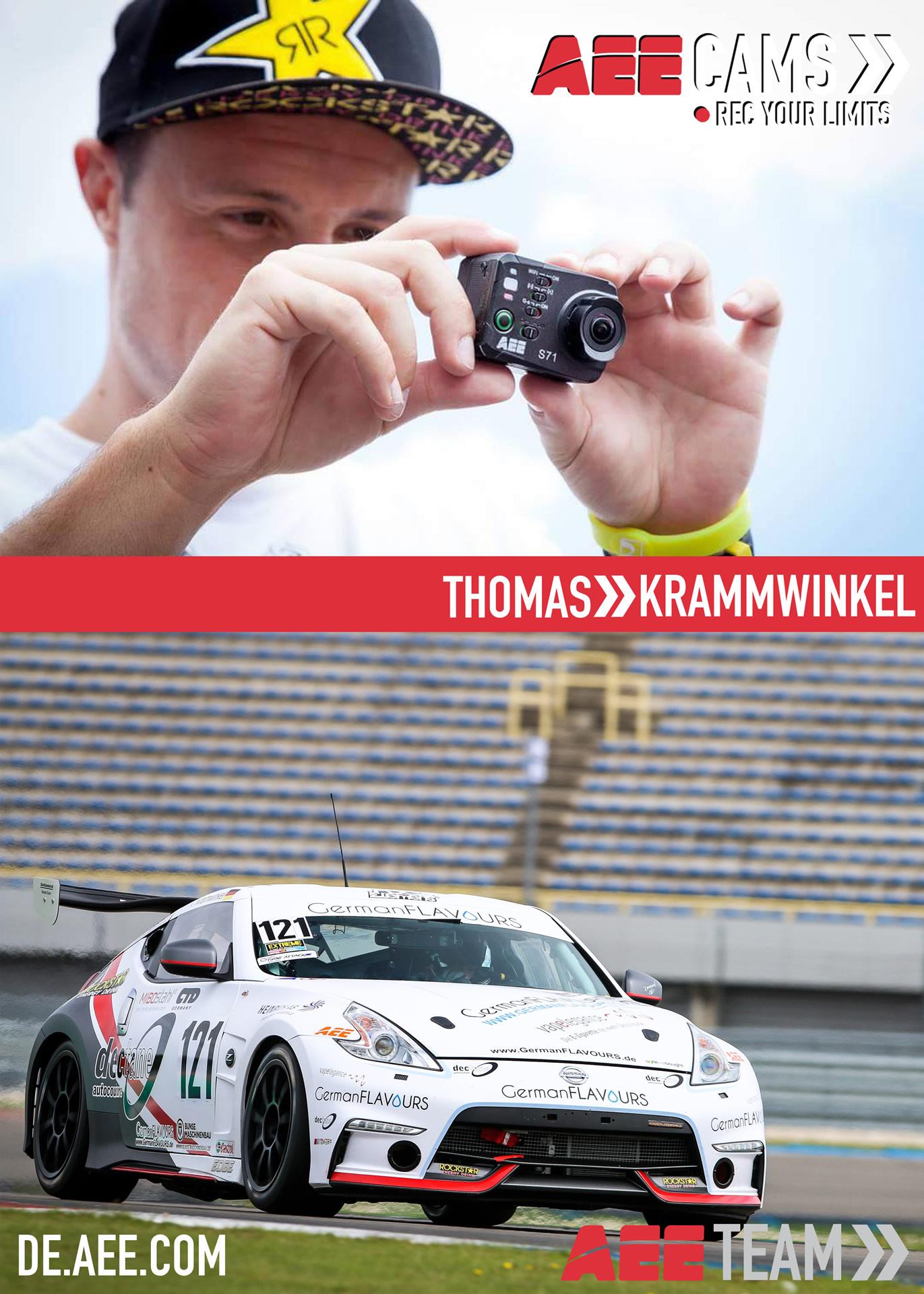 Thommy-AEE運動攝像機海外應用